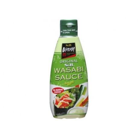 Wasabisauce Wasabi Salatdressing Wasabidipp Sushi Dipp - japanischer meerrettich