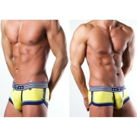 cooler Herren Hipster Short Boxershorts - 3 Farben in 3 Größen zur Wahl - Boxershorts, Slip