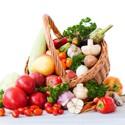 Gemüse, Pilze, Obst