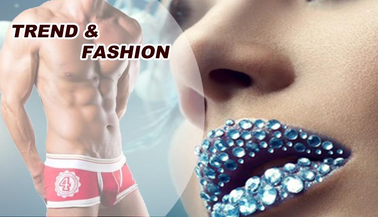 Trend und Fashion